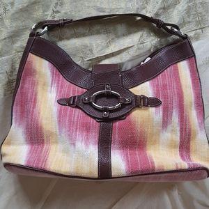 Bcbg fabric handbag